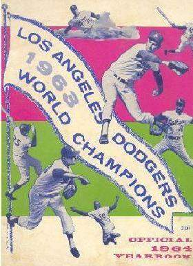 Los Angeles Dodgers Yearbook 1964.jpg (29257 bytes)